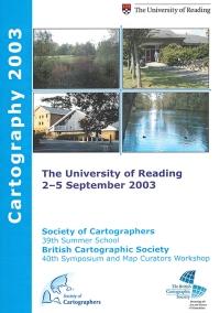 2003 Reading